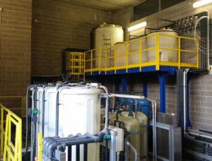 Revamping e upgrade impianto di depurazione Saita srl