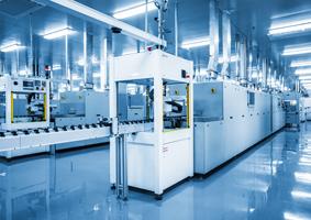 Trattamento acque per Fotovoltaico, elettronica e semiconduttori