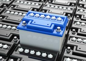 Trattamento acque nella produzione di batterie e accumulatori