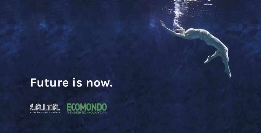 SAITA partecipa ad Ecomondo 2019: FUTURE IS NOW.