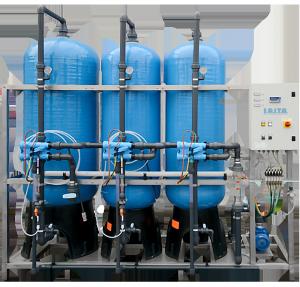ion exchanger demineralizator