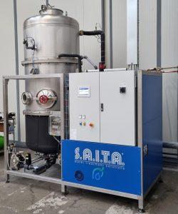 evaporatore vacuum evaporator
